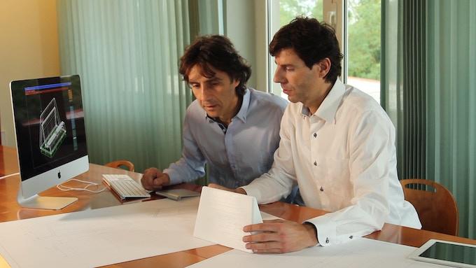 Bandinelli Luciano - Caciagli Andrea Designers. TABLUX S.r.l.s Owners