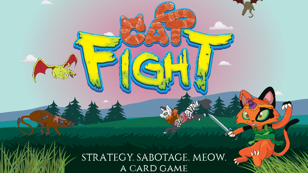 Project image for Cat Fight