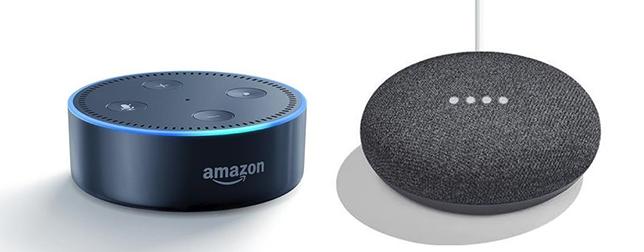 Alexa & Google Home