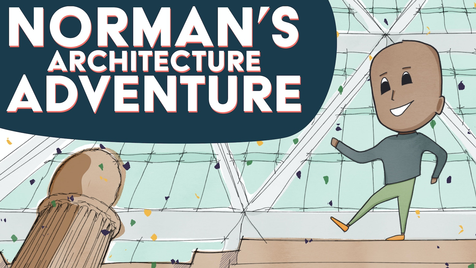 A children's book with diverse characters that helps kids explore their imagination, sense of adventure, and bravery. Now available on GoArchitect.co