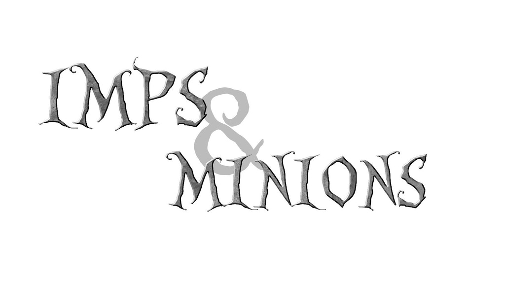 Imps & Minions project video thumbnail
