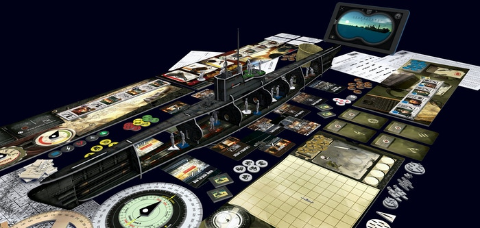 A real-time, app-driven board game of WW2 submarine warfare. This underwater war thriller will put your skills to the ultimate test.