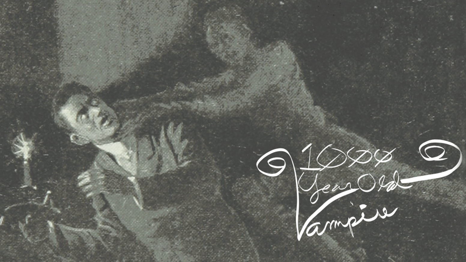 A solo roleplaying game about the remorseless crush of memory over millennia. And vampires.