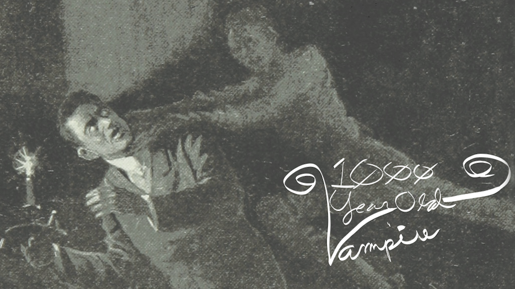 Thousand Year Old Vampire: A Roleplaying Game project video thumbnail
