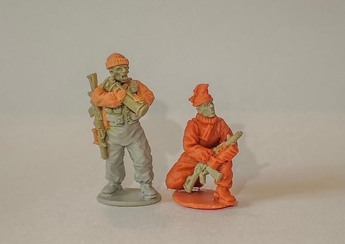 Chechen Reinforcements - Pack A