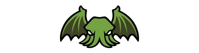 Cthulhu standalone character patch, stretch goal bonus item #2