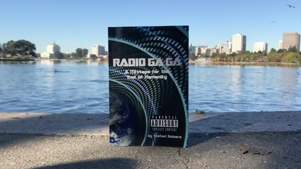 Book: Radio Ga Ga: A Mixtape for the End of Humanity project video thumbnail