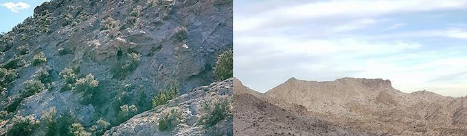 Topaz Mountain ( Utah, USA )