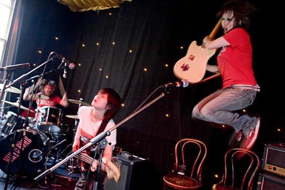 Bo-Peep show at Brigton,UK in 2006.