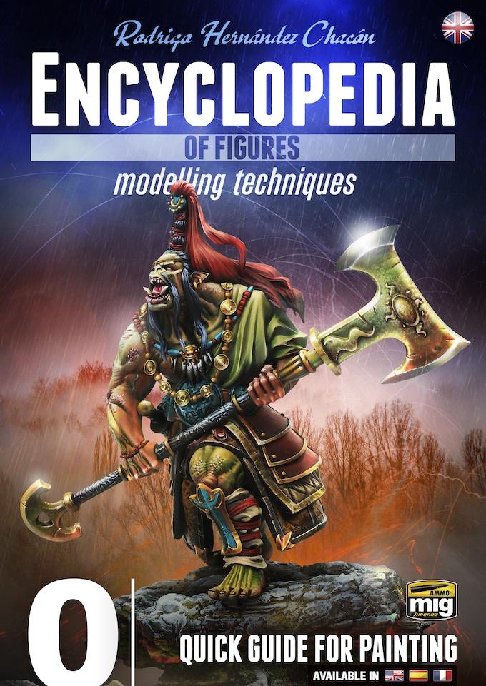 Encyclopedia by AMMO by Mig Jimenez
