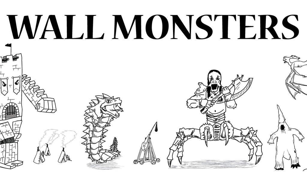 WALL MONSTERS is the top crowdfunding project launched today. WALL MONSTERS raised over $317 from 0 backers. Other top projects include Stained Glass Princess Peach Hard Enamel Pin, Portraits by Enrique G. - Pencil Drawing Commission Round 3, ...