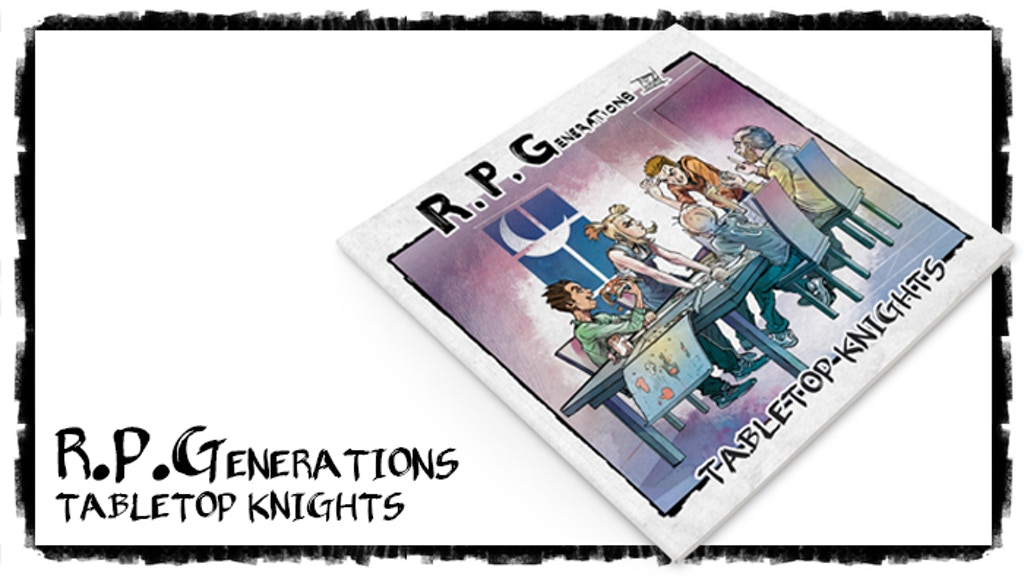 RPGenerations: Tabletop Knights project video thumbnail