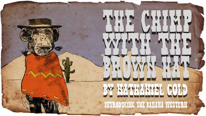 100+ Page Sci-Fi Western Graphic Novel . The Good The Bad and The Ugly meets Planet of the Apes. Part one of a three part story.