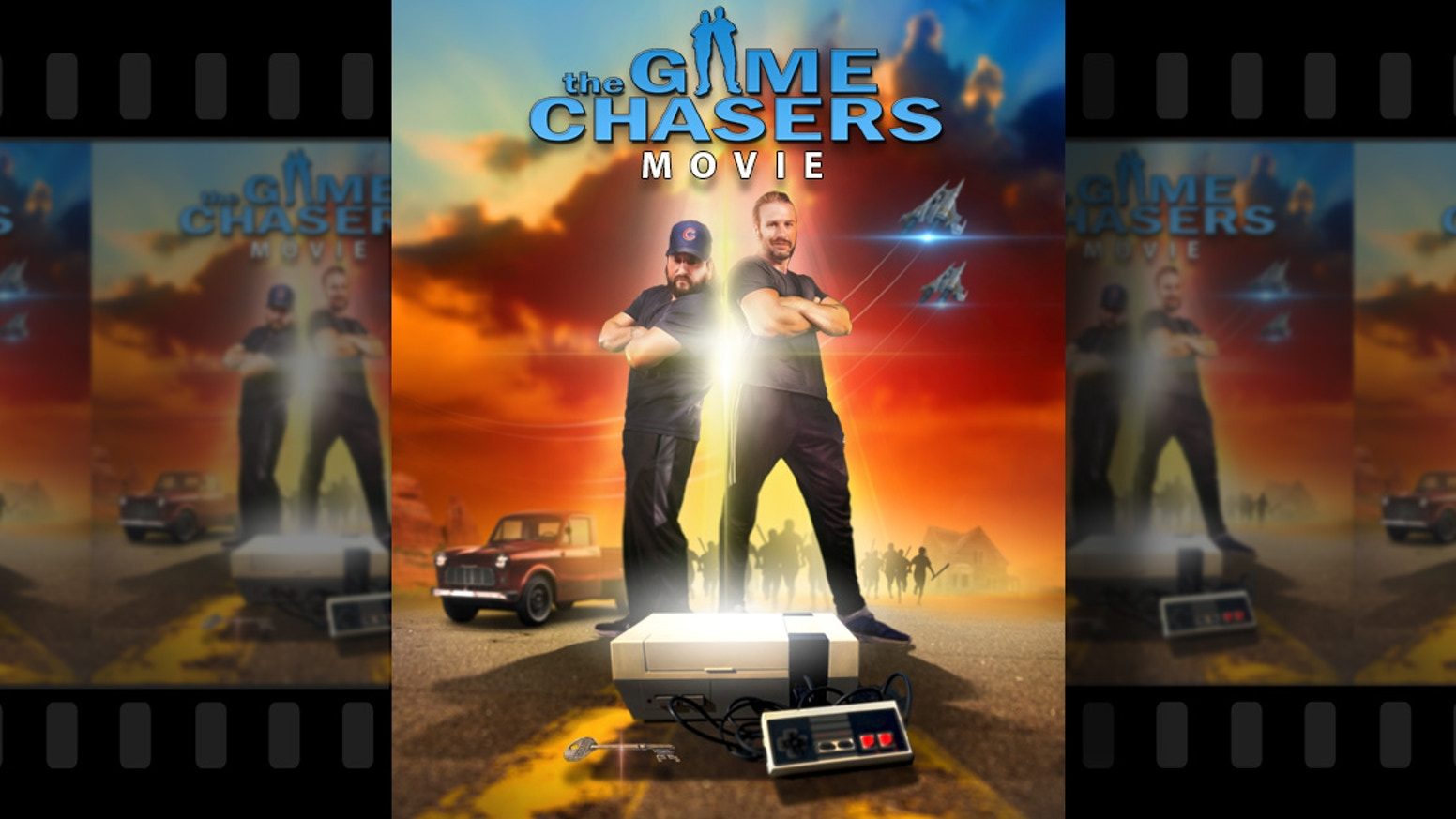 The Game Chasers Motion Picture by Billy Chaser — Kickstarter