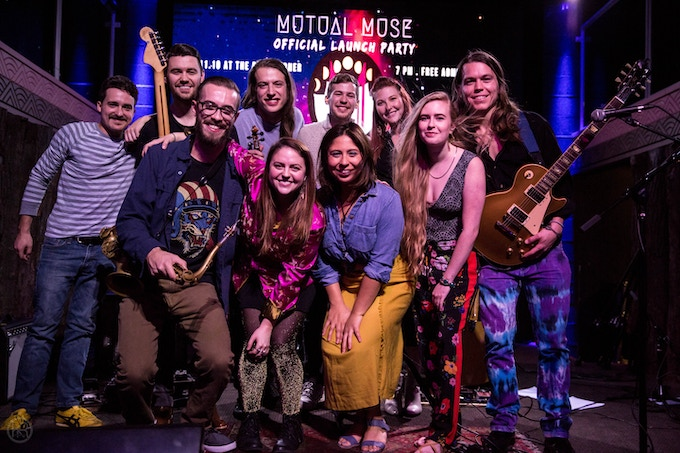 MELD at Mutual Muse Launch Party at The Back Corner - This past year, MELD's event planning organization Mutual Muse has raised over $1500 for Environmental Charities!