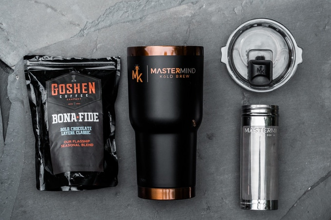 This is the main package. Everything but the Lite Brewer is based on multiples of this package.