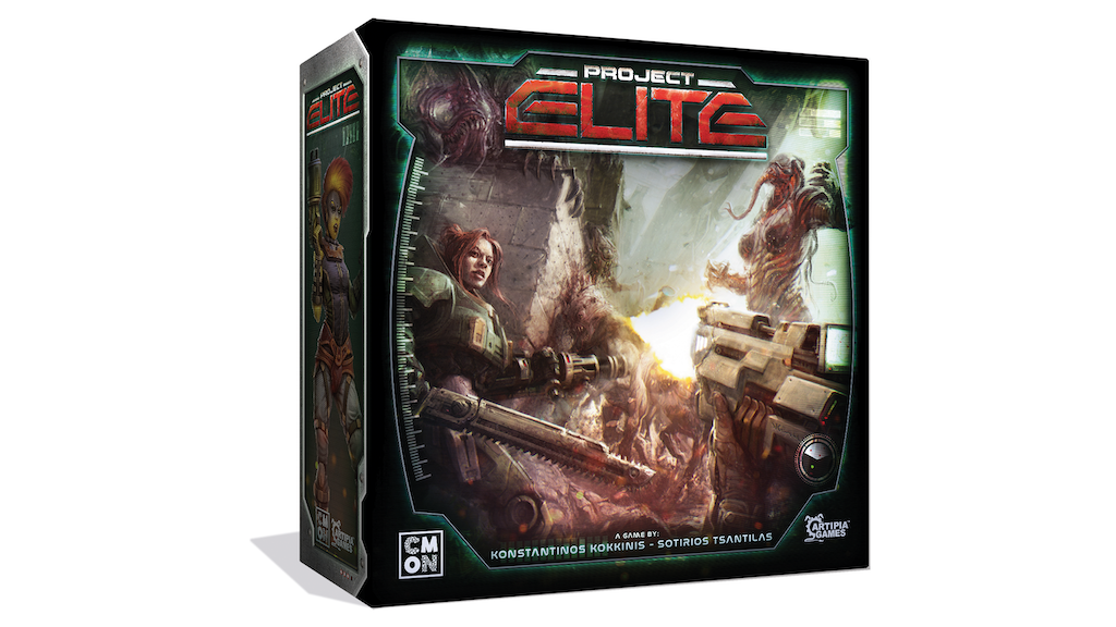 Project: ELITE project video thumbnail