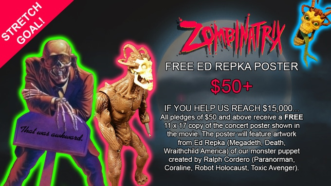 STRETCH GOAL: FREE ED REPKA ORIGINAL POSTER