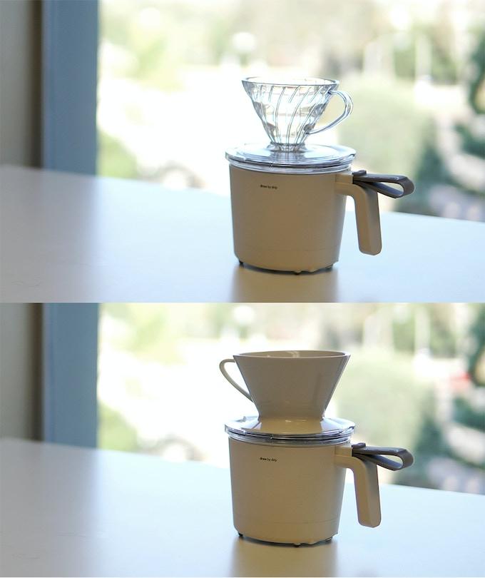 HARIO V60 VD-01T / BLUE BOTTLE COFFEE DRIPPER