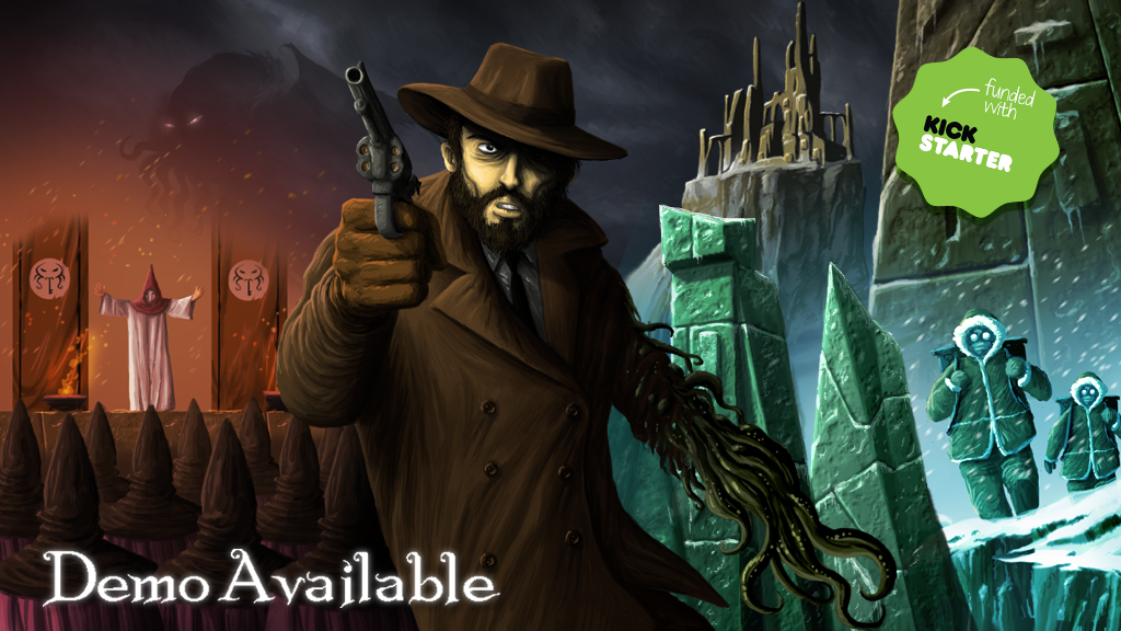 Chronicle of Innsmouth: Mountains of Madness project video thumbnail