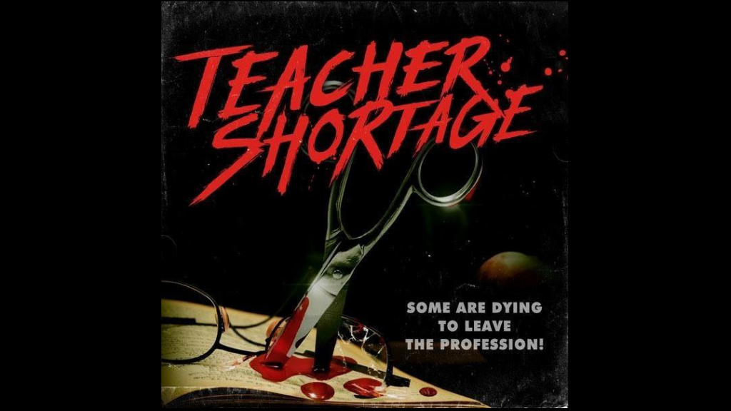 Teacher Shortage project video thumbnail