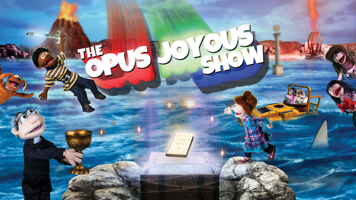 Episodes 1-4 of the Opus Joyous Show are now available! See link below! :)