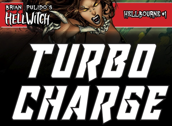 TURBO CHARGE your pledge!