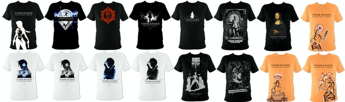 Unisex T-shirts. Increase your Pledge Amount by £20 to add-on one t-shirt. Click to zoom