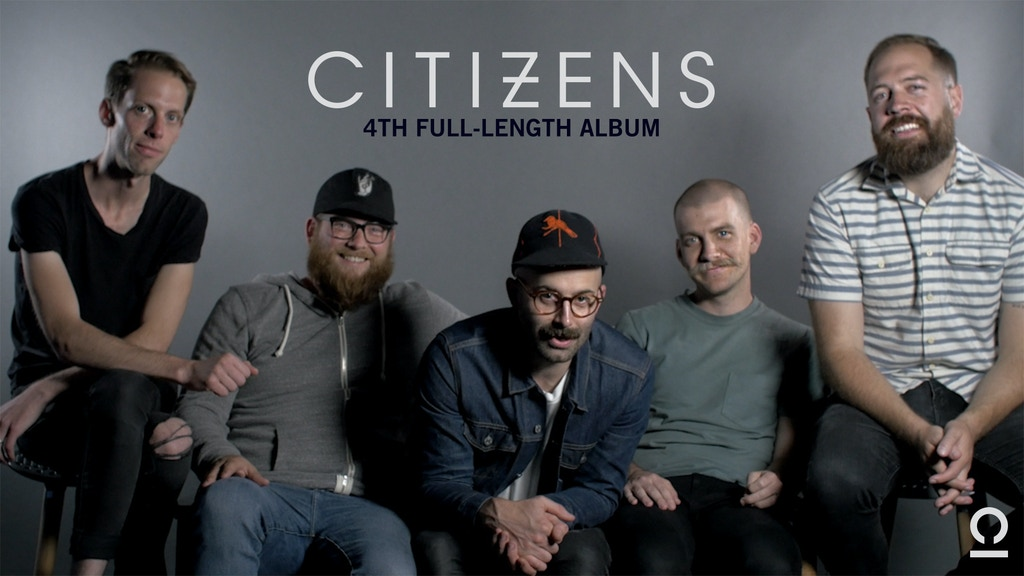 Citizens 4th Full-Length Album Project project video thumbnail