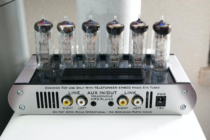 Magilyzer EM800 Prototype