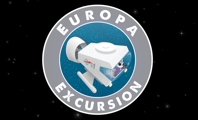 Every explorer needs a mission patch!