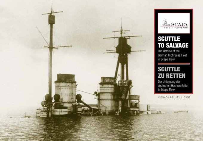 Mutiny to Scuttle. The Scuttle and Salvage in Photos.