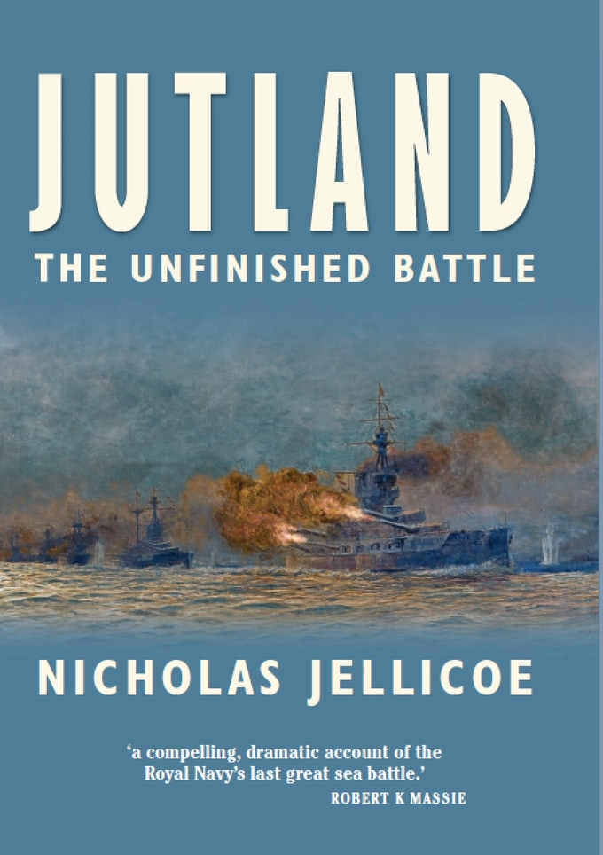 Jutland.The Unfinished Battle (hardback)