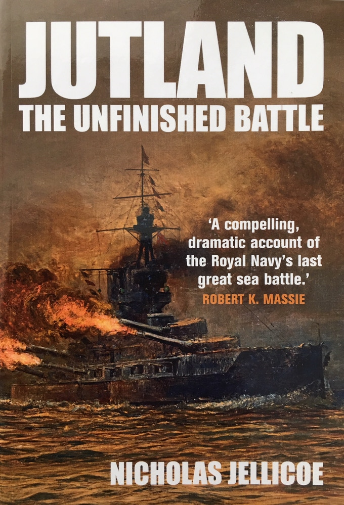 Jutland.The Unfinished Battle (The completely revised and updated paperback)