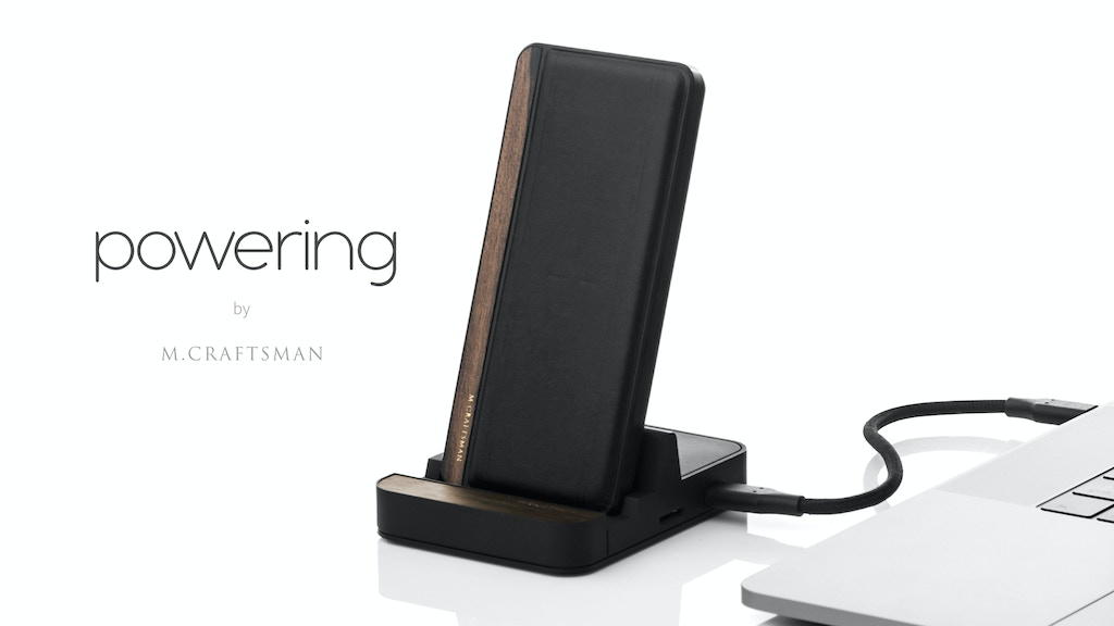 Powering: Wireless Charger+Dock/Hub+Multi Angle Powerbank
