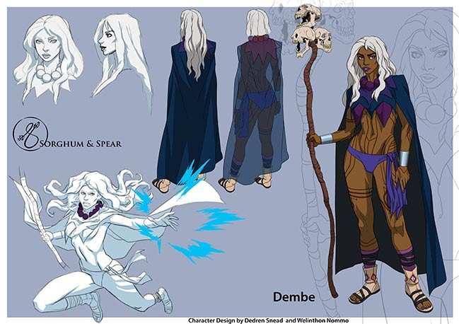 Dembe the Caster
