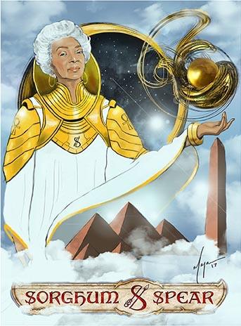 Eshe the All-Mother by Sheeba Maya