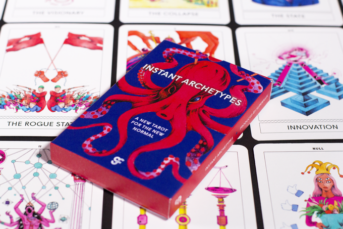 Instant Archetypes: A New Tarot For The New Normal by Superflux