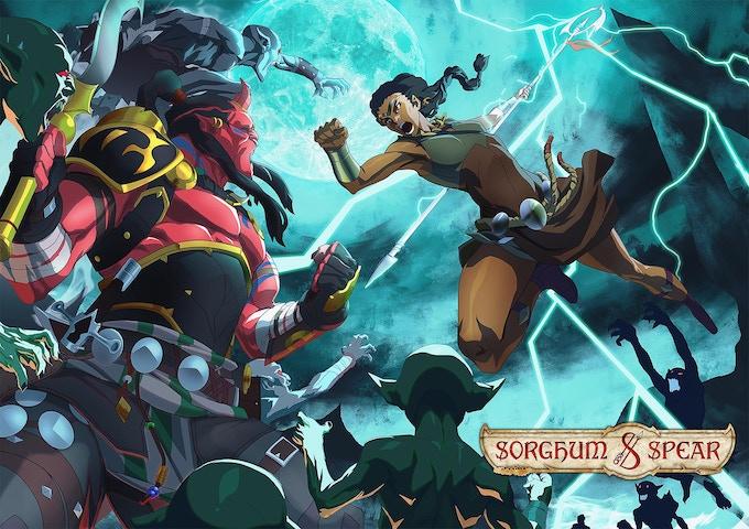 Battle for Marduri by Welinthon Nommo