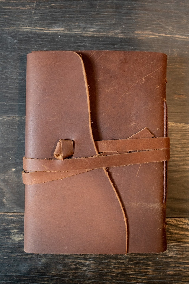Wanderer Leather Journal