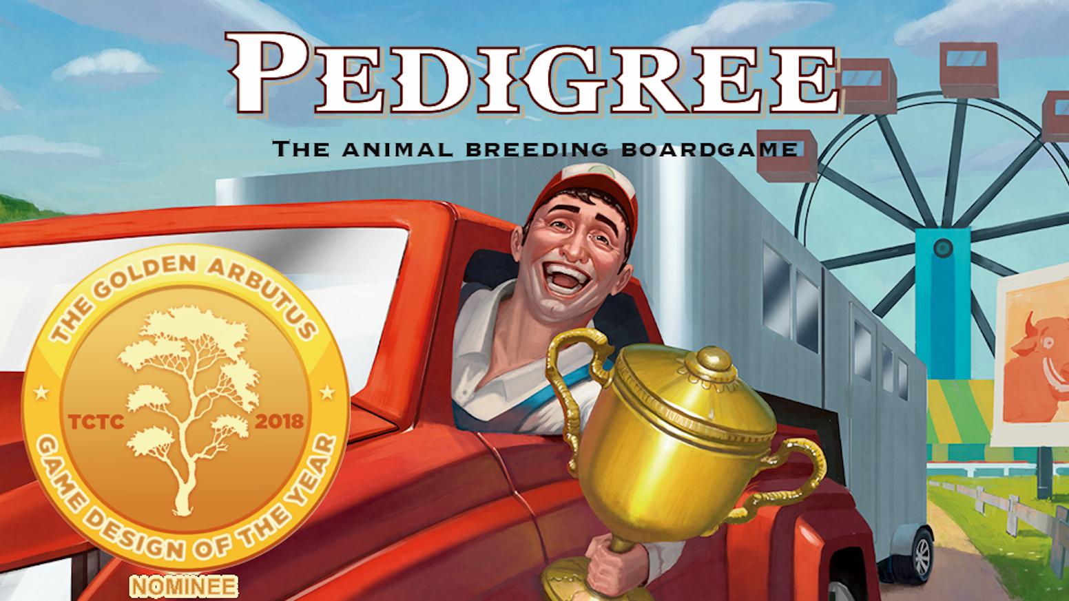 Pedigree: The A...