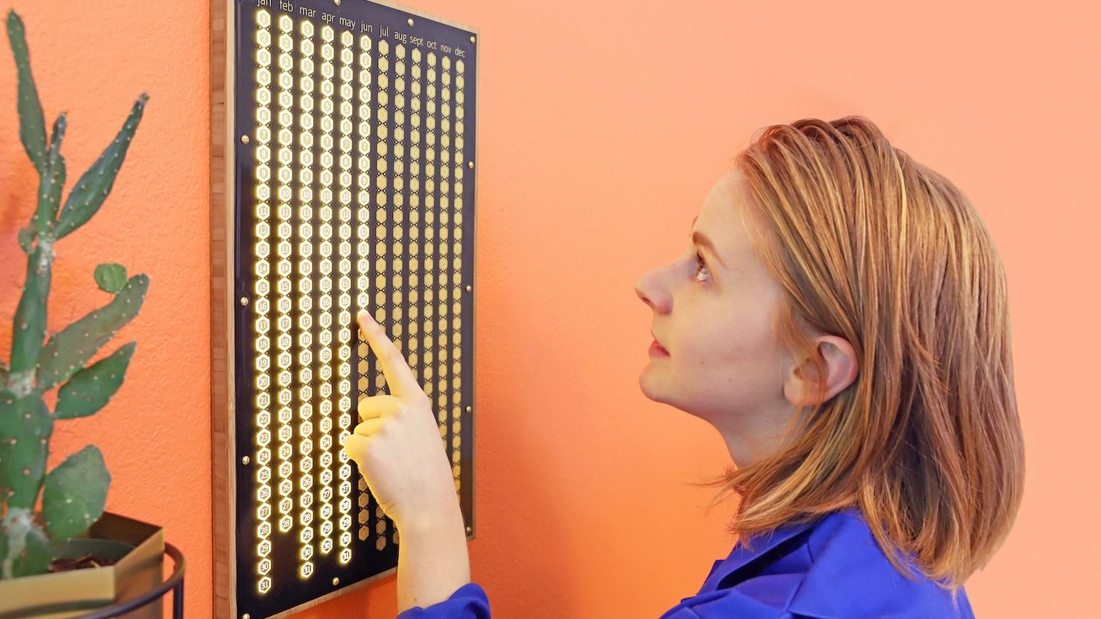 The Every Day Calendar by Simone Giertz — Kickstarter