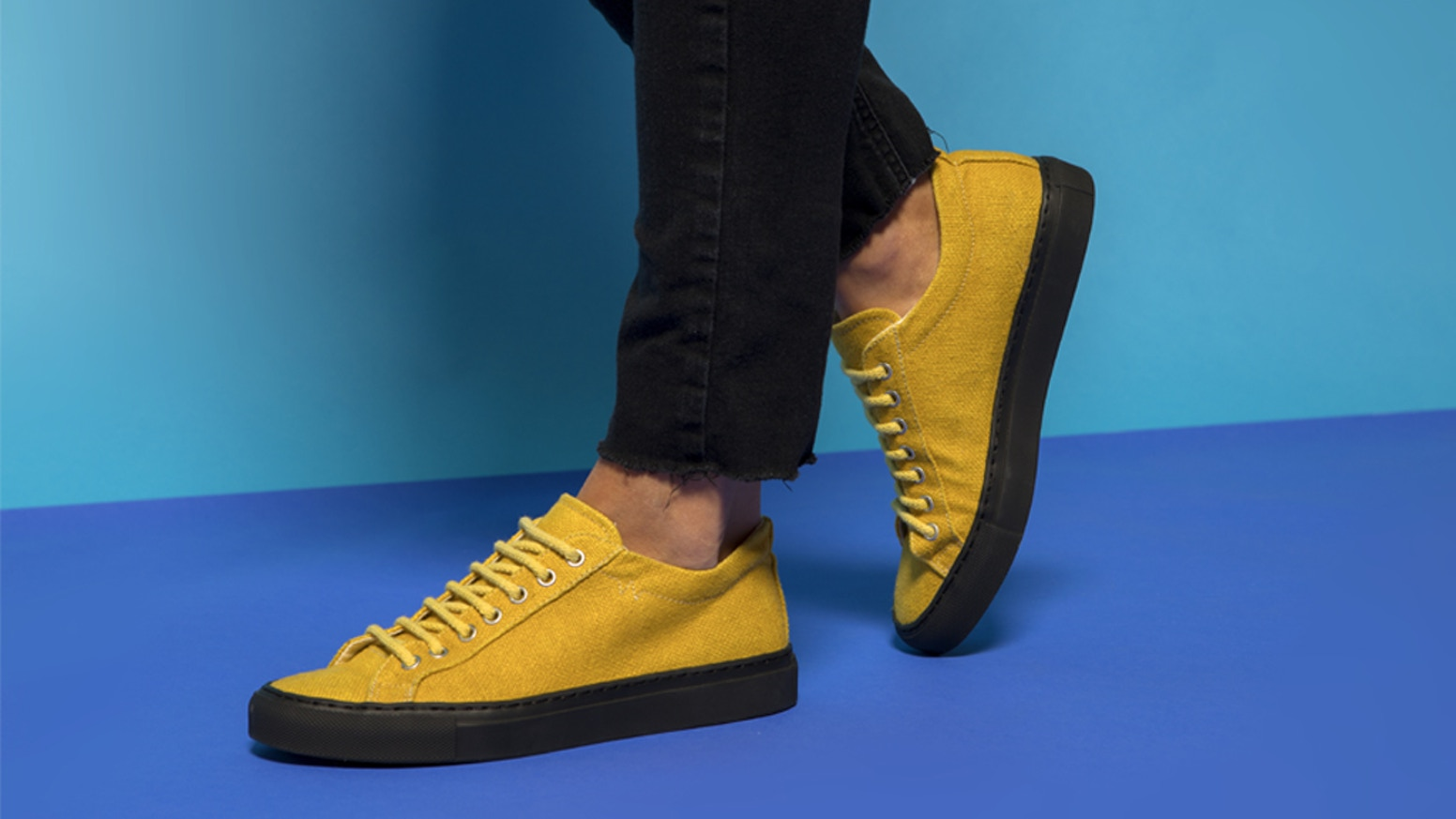 Every revolution starts from the bottom and we are starting with the shoes.Did you miss the chance to get your WAO? Don't miss it again, and follow up to our website.