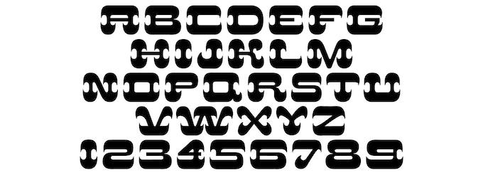 [MIRE] Typeface: Marie-Mam Sai Bellier