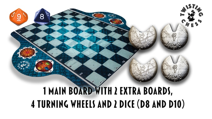 You make the figures, we make the board