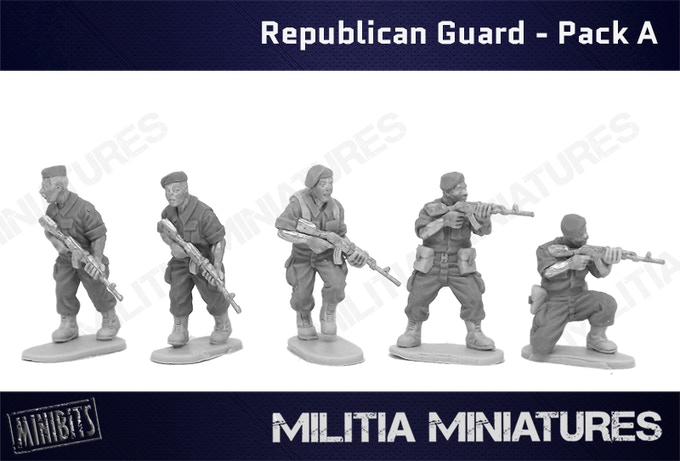 Republican Guard - Pack A