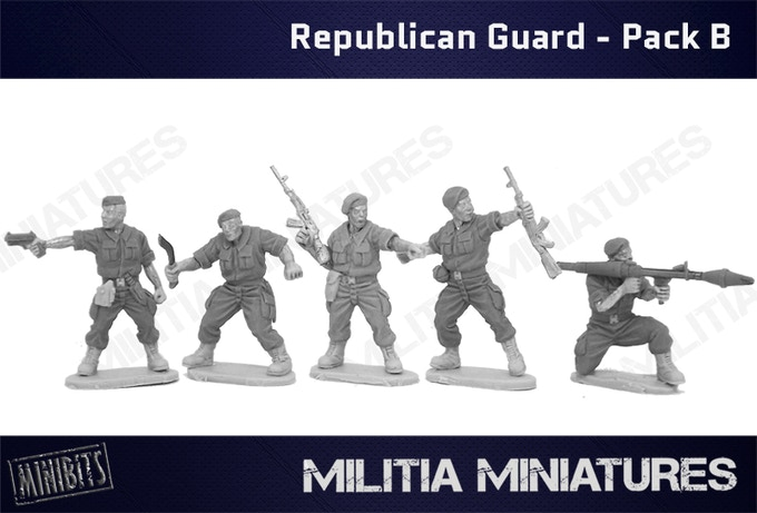 Republican Guard - Pack B