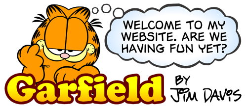 It's a dream come true to be working with Garfield, and we hope you can support these great games (and an ode to yesteryear with a new issue of The Sunday Comics featuring Garfield).