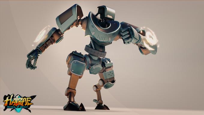 Striker, The Iron Guardian