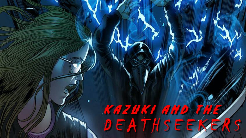 Kazuki and The Deathseekers project video thumbnail